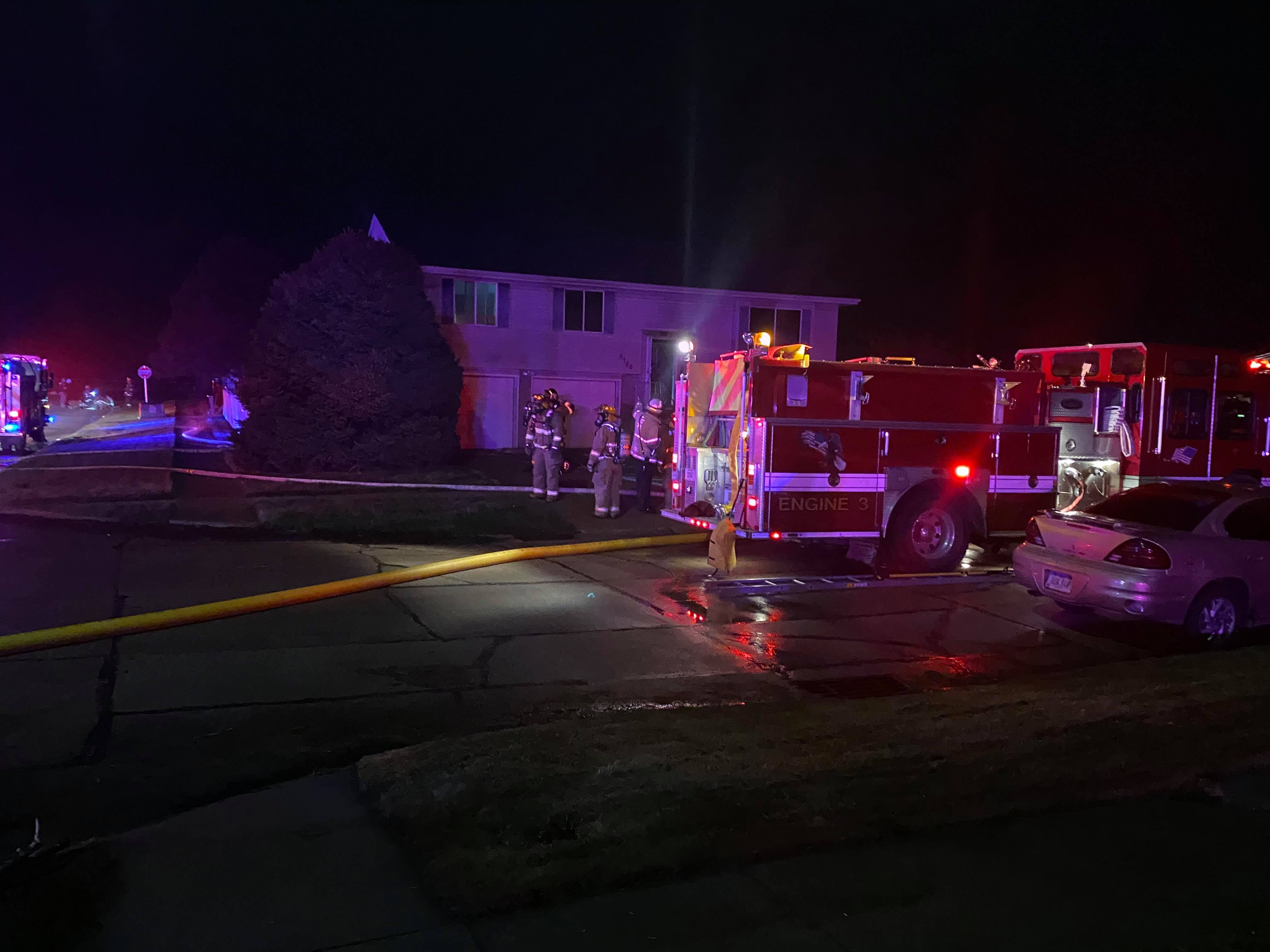 Cause of South Sioux City fire ruled as electical appliance failure