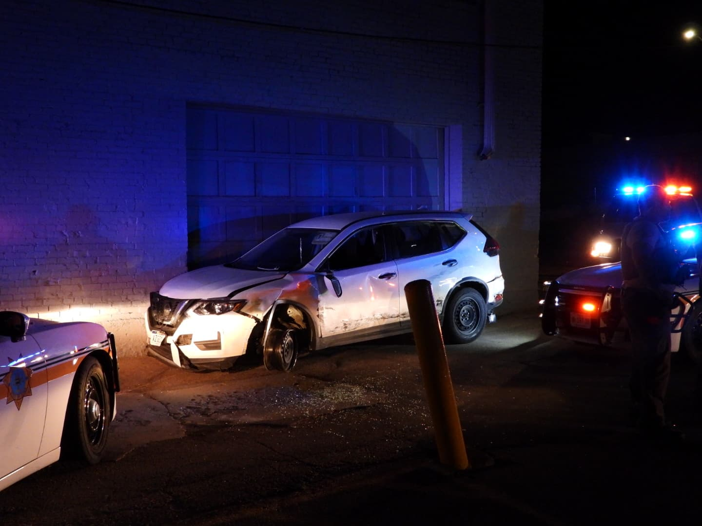 Multi-state Pursuit Ends In Downtown Sioux City