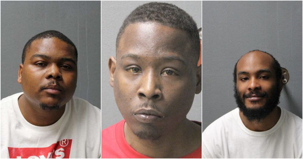 Three charged with attempted murder in Sioux City shots fired call Monday