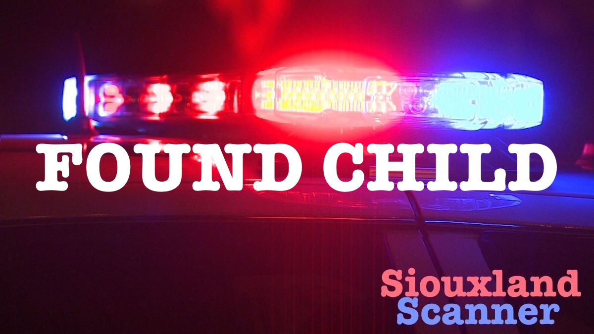Child found in Riverside