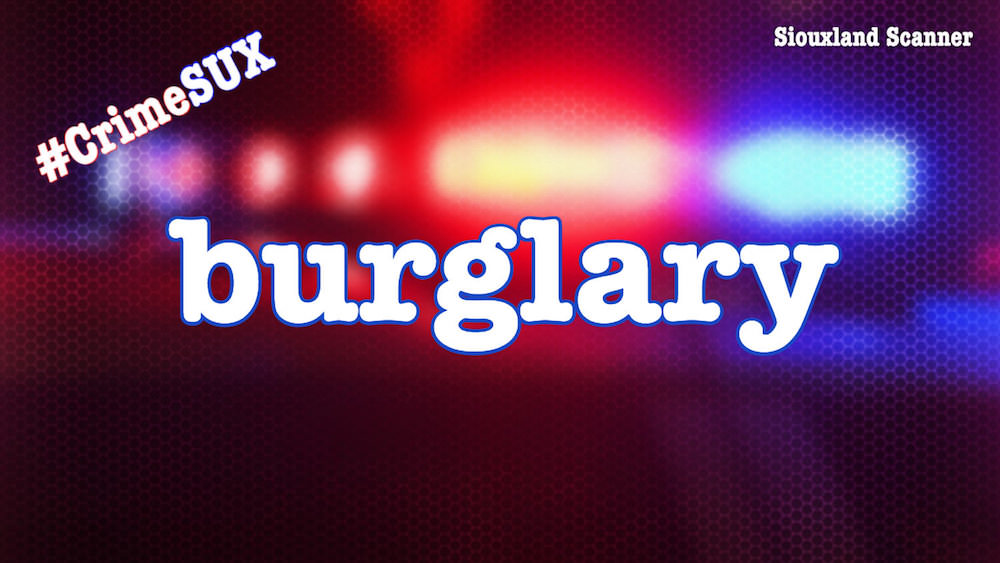 Two Arresting After Early Morning Burglary